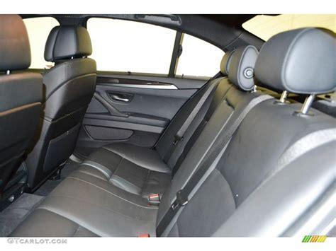 2018 Bmw 5 Series 535i Sedan Interior Color Photos