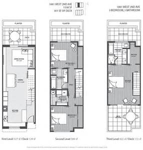 Town House Plans Modern by New Vancouver Condos For Sale Presale Lower Mainland