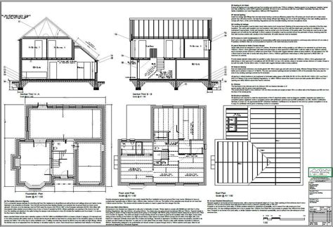 Planning To Building Regulations Drawings