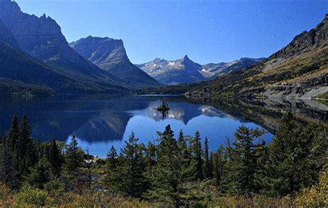 glacier national park gif find share  giphy