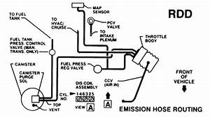 Solved  Need Vaccum Diagram For A 93 Olds Cutlas Ceria V6