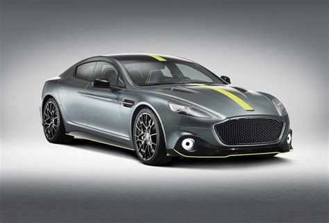Modifikasi Aston Martin Rapide S by Aston Martin Rapide Amr Debuts Inspired By Motorsport