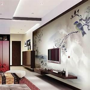 Wohnzimmer Ideen Wand : wohnzimmer design wand ~ Sanjose-hotels-ca.com Haus und Dekorationen