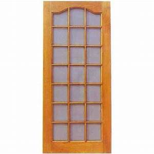 Ash Wooden Mesh Double Door Hpd512 - Mesh Panel Doors - Al