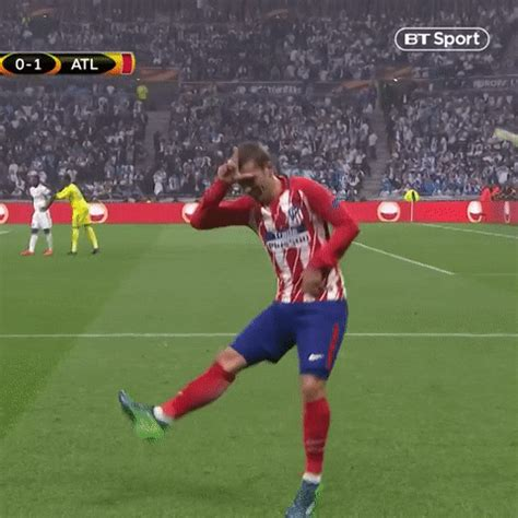 Antoine Griezmann Dancing GIF by BT Sport - Find Share on ...