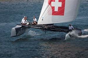 Extreme Sailing Series Act 1 at The Wave, Muscat, Oman ...