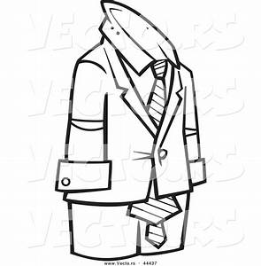Men In Suits Coloring Pages