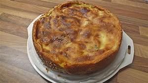 Apfelkuchen mit Schmand Quarkguss (Rezept mit Bild) Chefkoch de