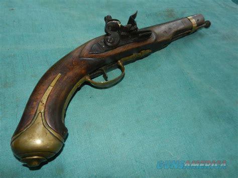 flintlock pistol    newer parts    sale