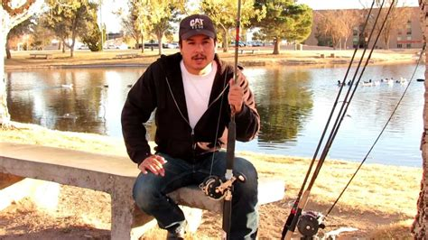 types  fishing rods youtube