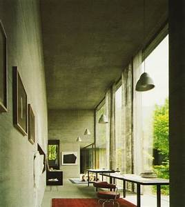 Peter Zumthor's Home-Studio, a Simple Beauty Camouflaged ...