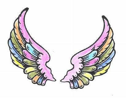 Fairy Wings Template Wing Clipart Clipartpanda Terms