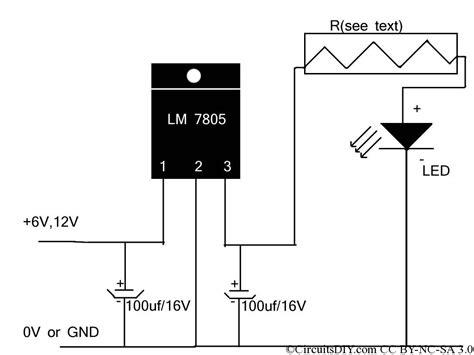 Cheapest High Power Led Driver Circuit Diagram Circuits Diy
