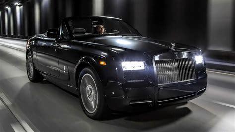 Rolls-royce Phantom Drophead Coupe Nighthawk (2015