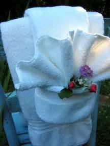 bathroom towel folding ideas the chair fancy shmancy towel fold tutorial