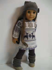 American Girl Doll Winter Clothes