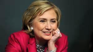 Hillary Clinton electa para las elecciones presidenciales de Estados Unidos de 2016, por el partido Demócrata