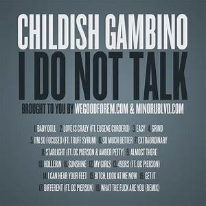 Childish Gambino Quotes Motivational. QuotesGram