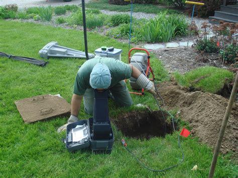 septic tank inspection omni plumbing septic service