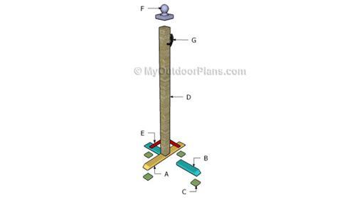 coat rack plans myoutdoorplans  woodworking plans
