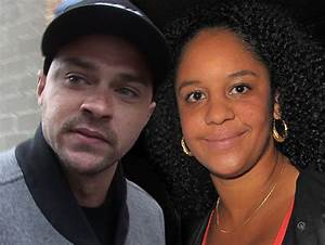 Jesse Williams Shares Joint Custody with Estranged Wife ...
