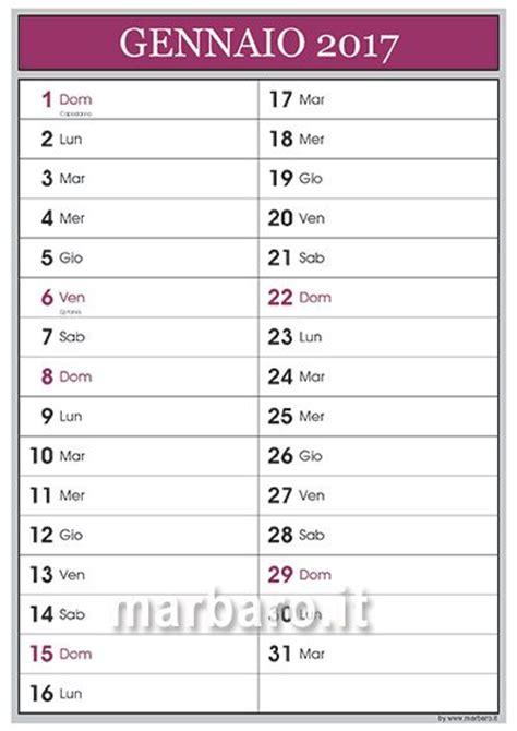 calendario  mensile da stampare scarica gratis il