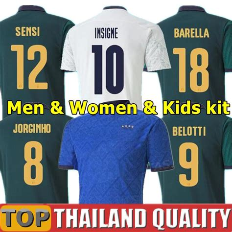 You rub your cheek with a swab we provide you, seal it in a bag (also provided), and mail. 2021 2020 Soccer Jerseys INSIGNE Renaissance Football ...
