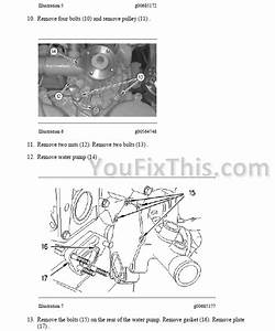 Caterpillar 216 226 228 Repair Manual S