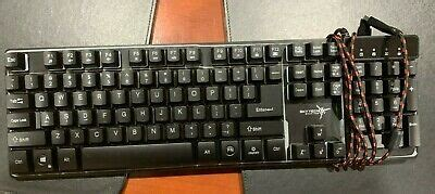 Skytech K1000 Backlit Color Gaming Keyboard used | eBay