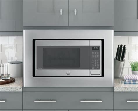 microvave ge monogram  microwave oven trim kit ge