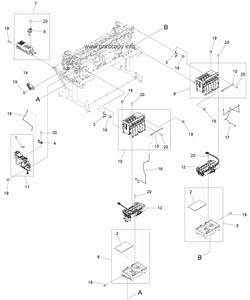 Parts Catalog  U0026gt  Canon  U0026gt  Imageprograf Pro 4000s  U0026gt  Page 5