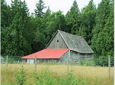 Free picture old, barn, Washington