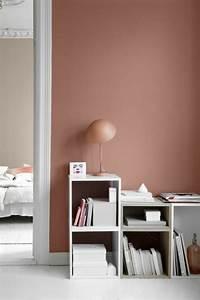 la couleur saumon les tendances chez les couleurs d With marier couleurs peinture murale 1 marier les couleurs de peinture dans salon chambre