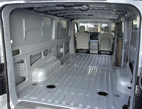 nissan work van interior first drive nissan nv thedetroitbureau com