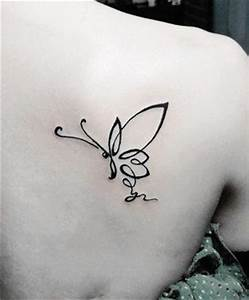 Tatouage Papillon Signification : tatouage papillon signification tattoo boutique ~ Melissatoandfro.com Idées de Décoration