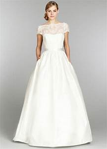 12 dreamy wedding dresses with pockets With short wedding dress with pockets