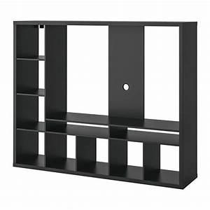 LAPPLAND Tv Mbel Svartbrun IKEA