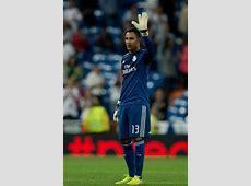 Keylor Navas Photos Photos Real Madrid CF v Elche FC