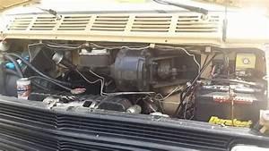 1977 Dodge B200 Tradesman Camper Conversion Van Full Metal
