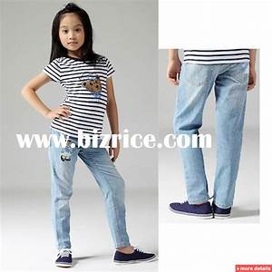 Girls Denim PantsFashion girls denim short pants summer trousers 2013 / China Pants u0026 Trousers ...