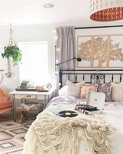 21, Whimsical, Bohemian, Bedroom, Ideas
