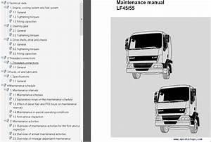 Daf Trucks Series 95xf Cf65 Cf75 Cf85 Lf45 Lf55 Pdf
