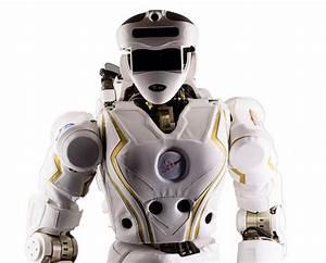NASA is sending two humanoid robots to college - CBS News