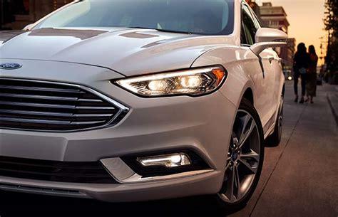 2017 ford fusion sedan feel the energy ford