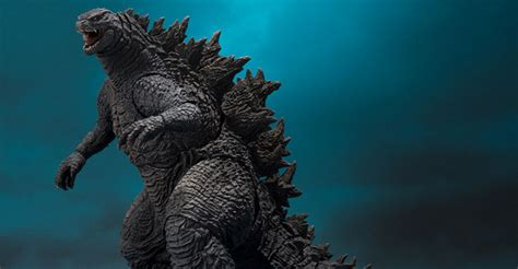 Godzilla King Of Monsters S.h. Monsterarts Revealed At
