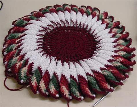 christmas doilies  crochet   patterns