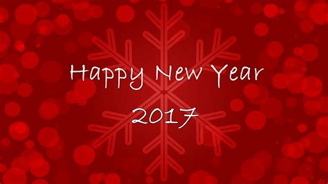 Red Happy New Year Wallpapers