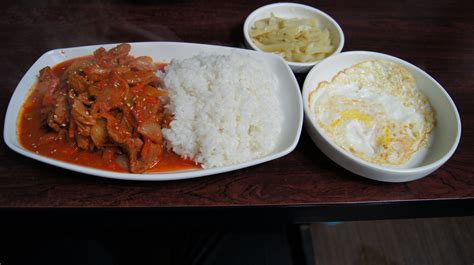 Top 5 Korean Foods (main Course) You Should Definitely Try
