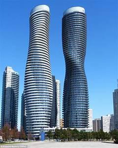 Mississauga, Canada, 'Marilyn Monroe' skyscraper named ...