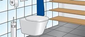 Wand Wc Einbauen : wand wc montieren geberit kombifix bh mm momega with wand ~ Articles-book.com Haus und Dekorationen